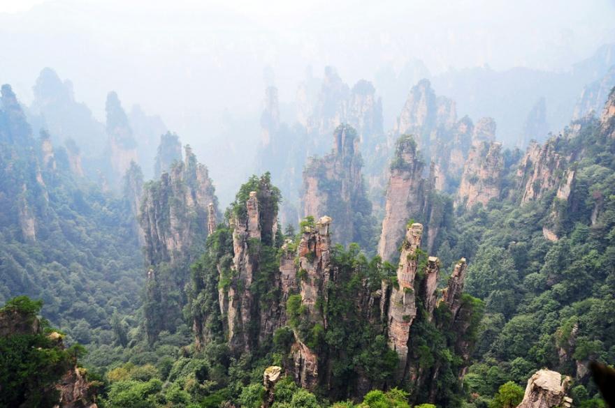 Удивительно красивые пейзажи (36 фото)