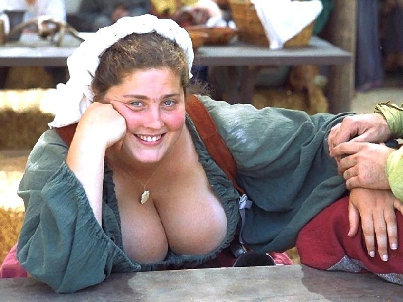 Женщины из одной голландской деревни (18\ фото)