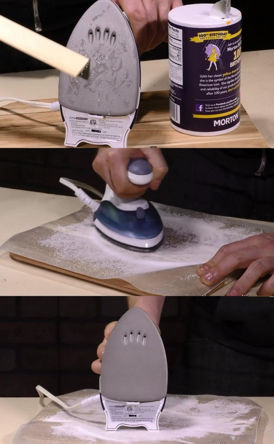 В каких ситуациях может быть полезна обычная соль