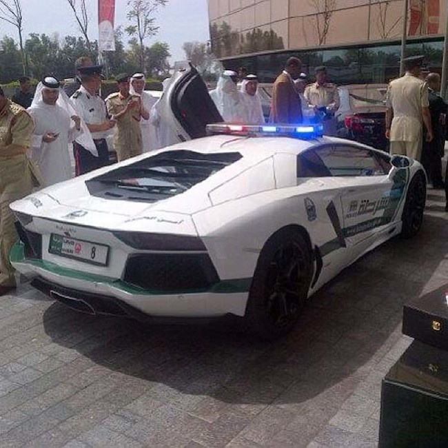 Необычные фото из Дубая (13 фото)