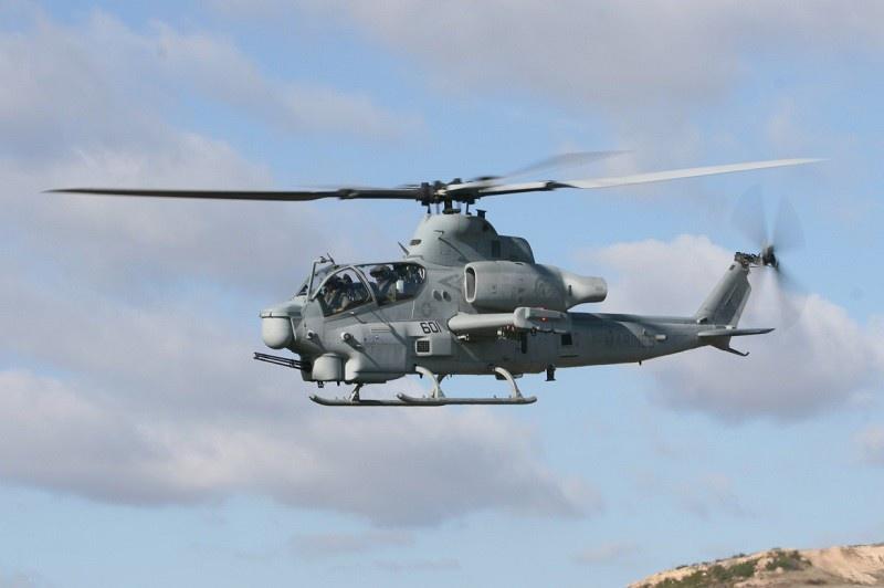 Современные ударные вертолеты (14 фото)