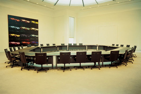 Залы заседаний ведущих корпораций мира и международных организаций (15 фото)