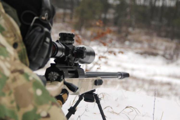 Дальнобойная винтовка от частной оружейной компании Lobaev Arms