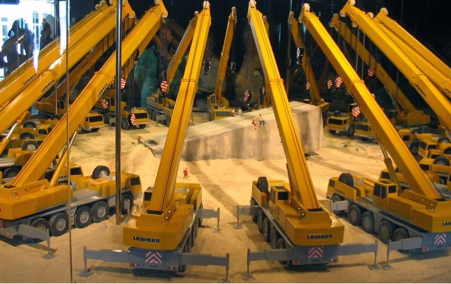 Загадки самых больших строительных блоков в мире (13 фото)