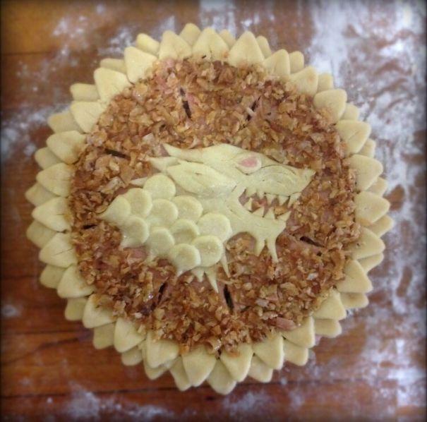 Вот такие креативные пироги (35 фото)