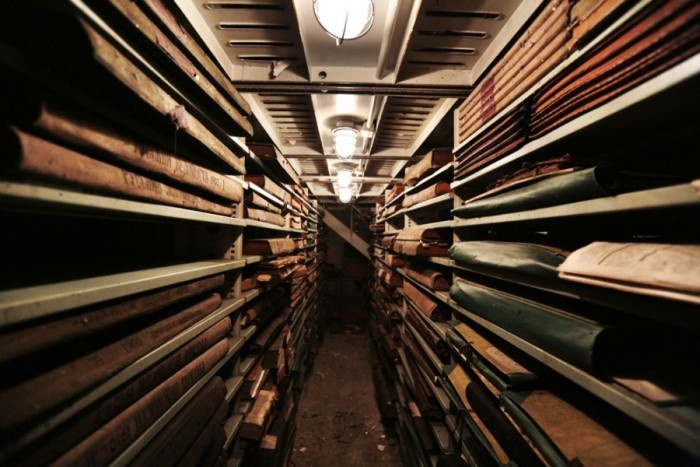 Что происходит сейчас в сгоревшей библиотеке ИНИОН РАН (23 фото)