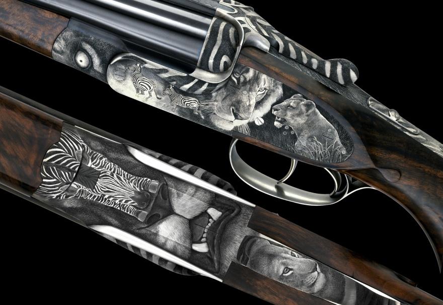 Искусство оружейного дела от компании Fanzoj (12 фото)
