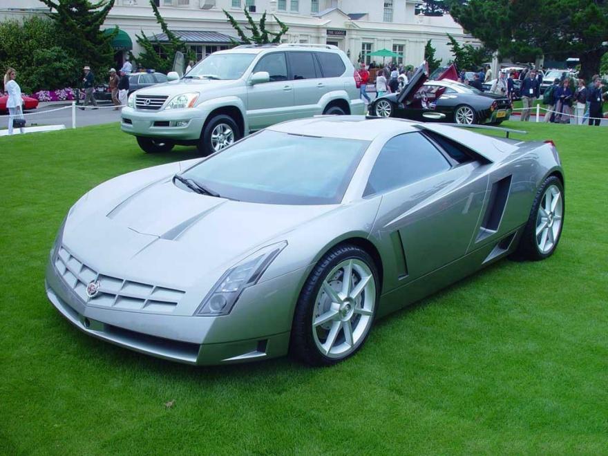 Автомобили, существующие только в одном зкземпляре (15 фото)