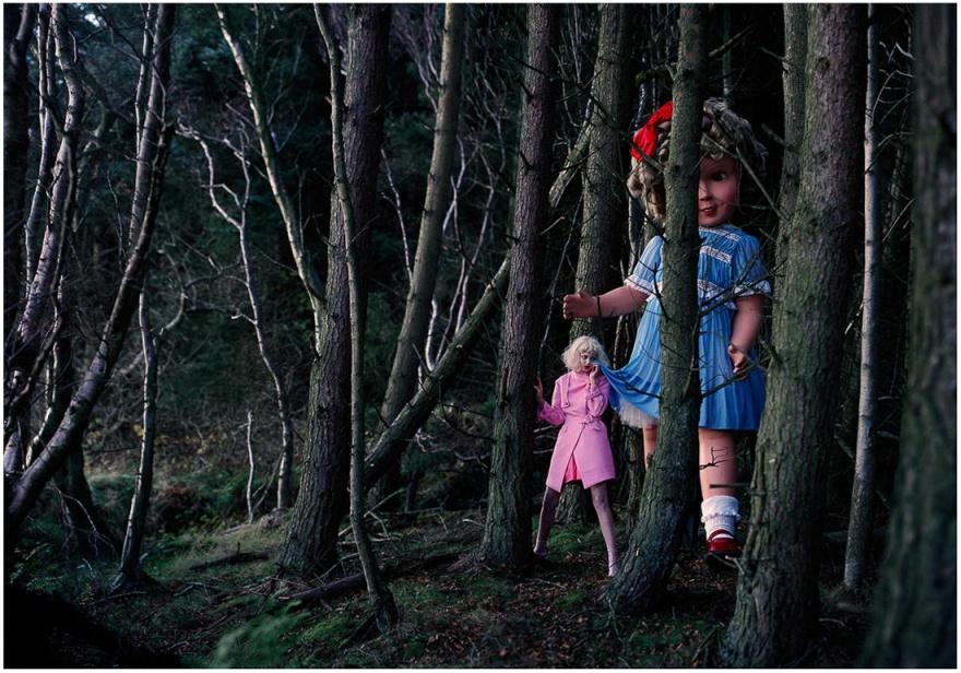 Сказочные миры Тима Уокера (53 фото)