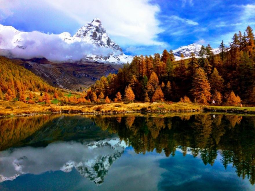 Классные ландшафтные фотографии (33 фото)