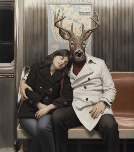 Повседневность глазами Мэттью Грабельски (15 фото)