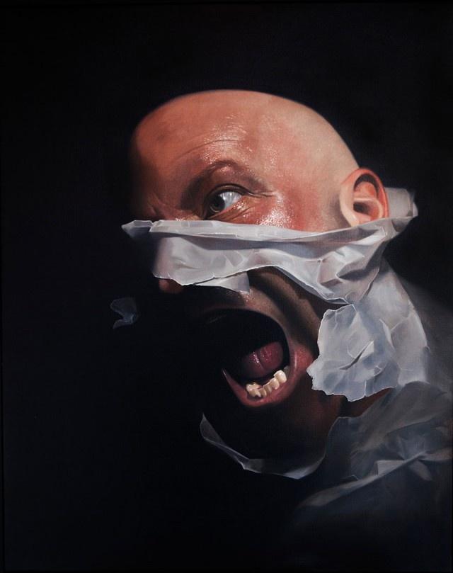Сверхреализм и чувственность в работах Майка Даргаса (12 фото)