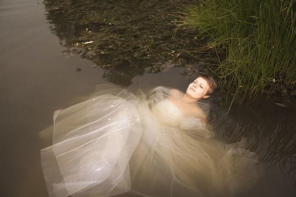 Жесткие свадебные фото (39 фото)