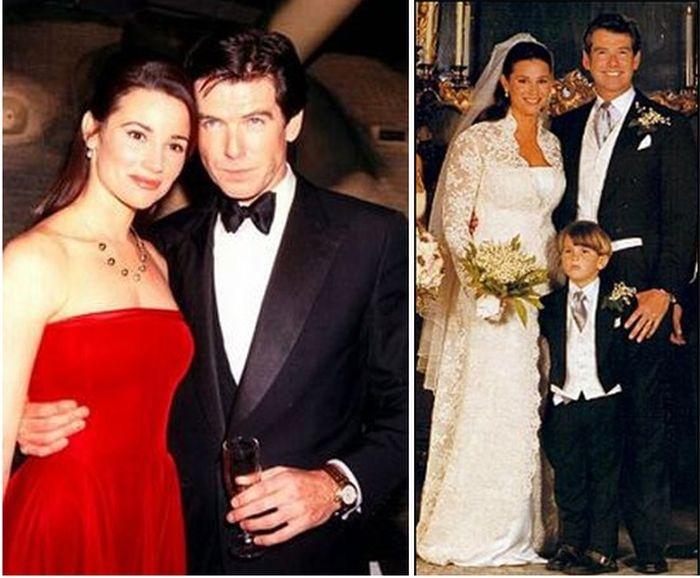 Изменение фигуры женщины после замужества (4 фото)