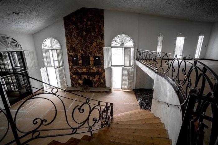 Дом, в котором жил Майк Тайсон в лучшие годы своей карьеры (29 фото)
