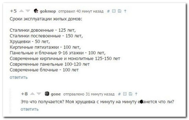 Прикольные комментарии из соцсетей 08.04.2015 (19 скринов)
