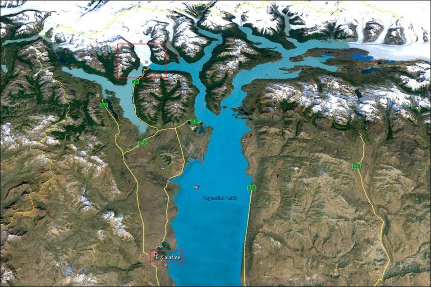 Путешествие на один из самых красивых ледников Патагонии (33 фото)