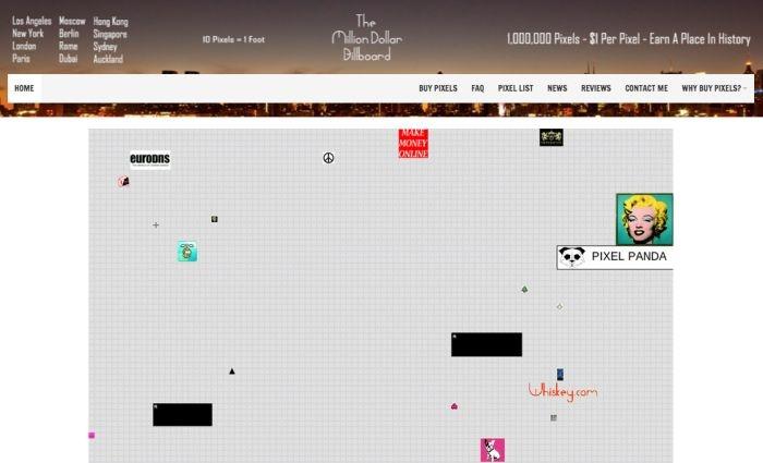 Еще один способ стать миллионером, создав свой сайт (3 фото)