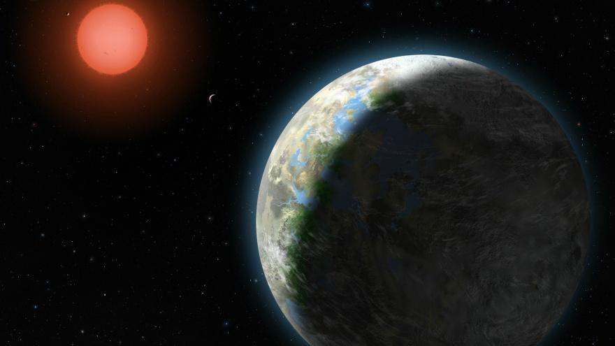 Планеты, на которых может быть жизнь (8 фото)