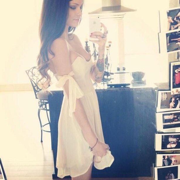 Красивые девушки в нижнем белье 12.04.2015 (39 фото)