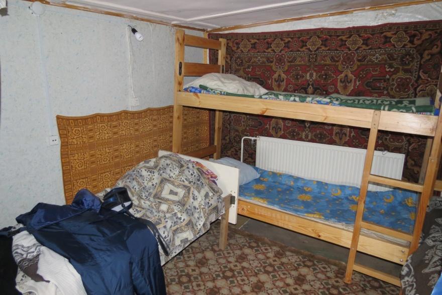 Гостиница в одном из сел Крайнего Севера (27 фото)