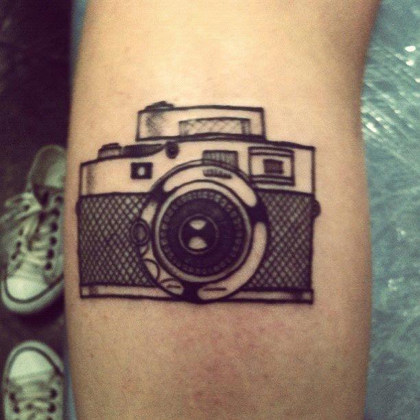 Модные татуировки (25 фото)