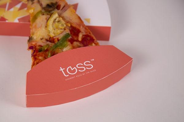 Новое слово в упаковке пиццы (5 фото)
