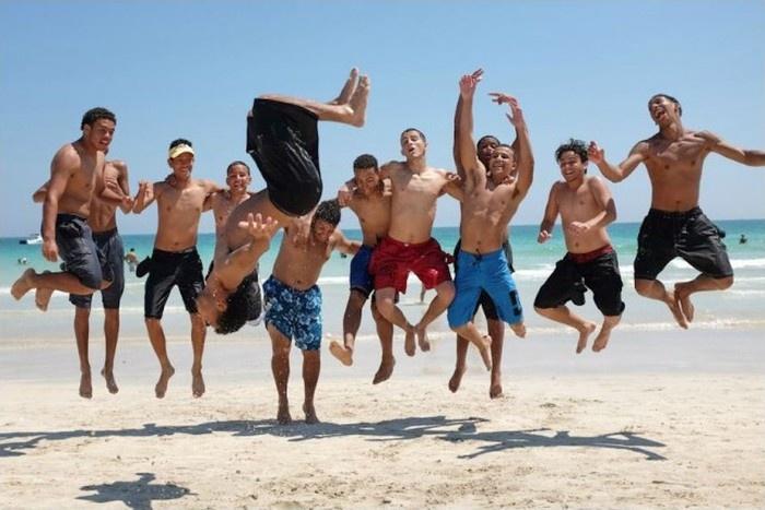 Пляжи Майами глазами фотографа Кейси Келбо (30 фото)