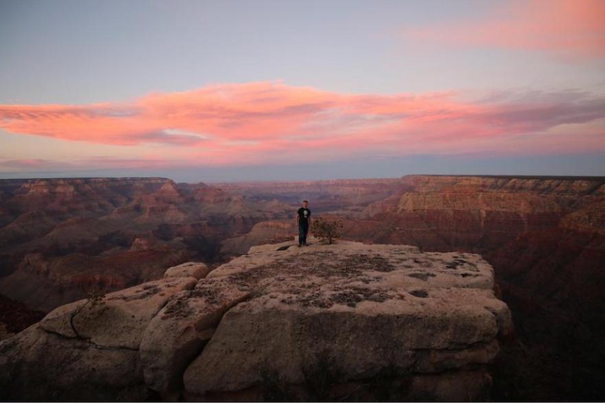 Красивые фото экстрима и отдыха на природе (27 фотографий)