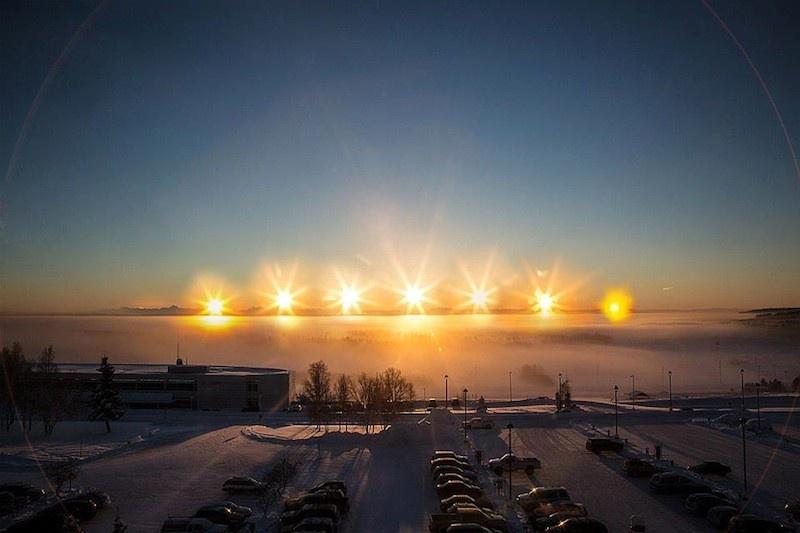 Интересные и забавные факты об Аляске (10 фото)