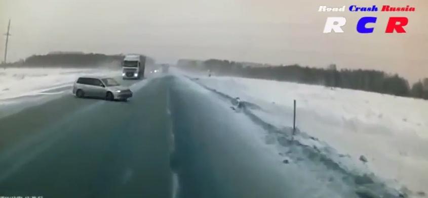 Подборка аварий с участием грузовиков