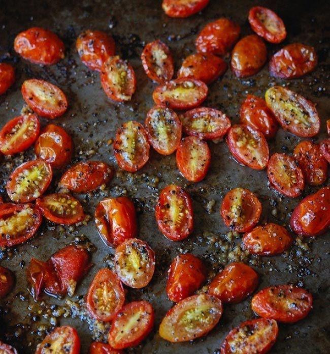 Простые и вкусные блюда из овощей (16 фото)