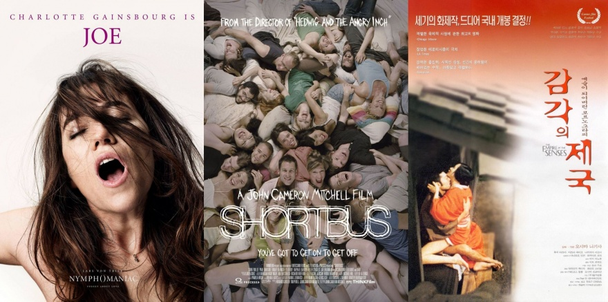 Скандально известные фильмы, содержащие сцены откровенного характера (15 фото)