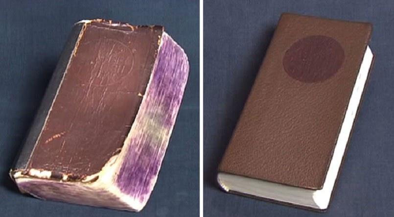 Как происходит реставрация книг (10 фото и 4 гифки)