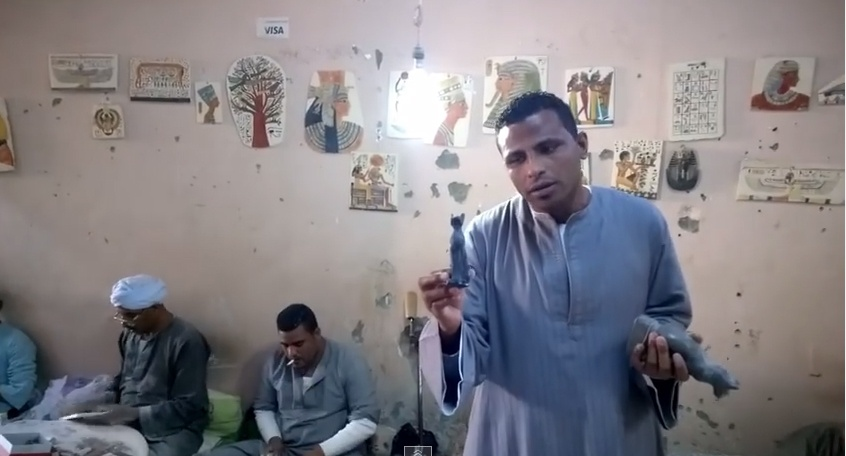 Урок маркетинга по-египетски