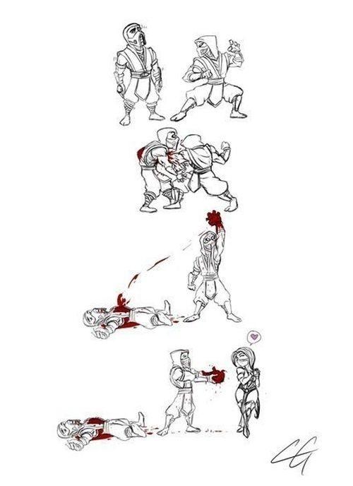 Подборка забавных комиксов 23.04.2015 (17 картинок)