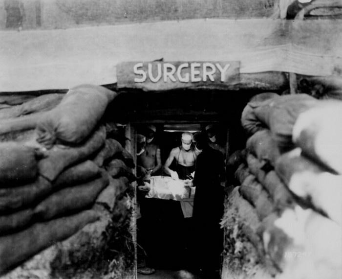 Вторая Мировая война глазами западных фотографов (33 фото)