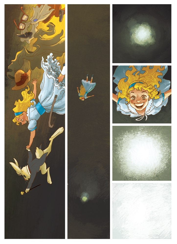 Подборка немного грустных комиксов (12 картинок)