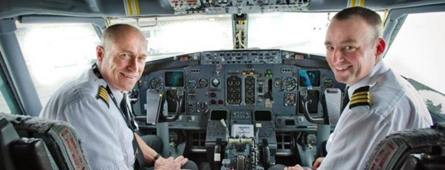 Семь смешных реальных диалогов между пилотами и авиадиспетчерами