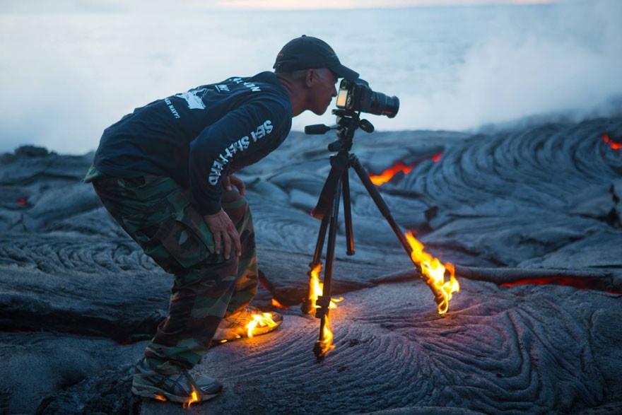 Забавные фото работы профессиональных и не очень профессиональных фотографов (51 фото)
