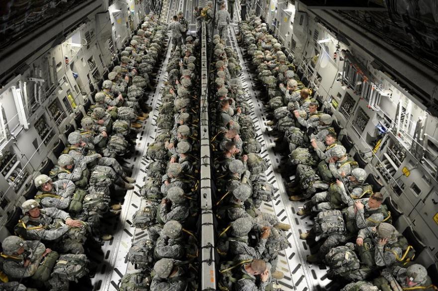 Самые многочисленные армии мира (11 фото)