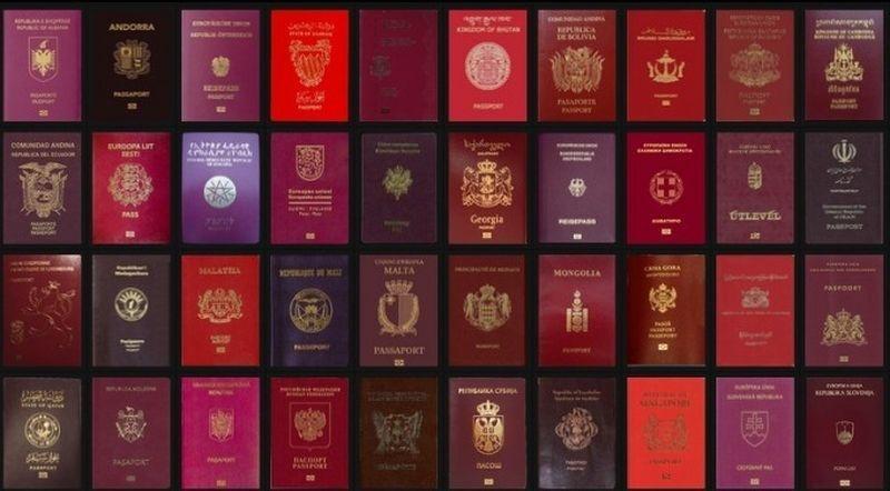 Рейтинг свободы перемещения по миру (30 фото)
