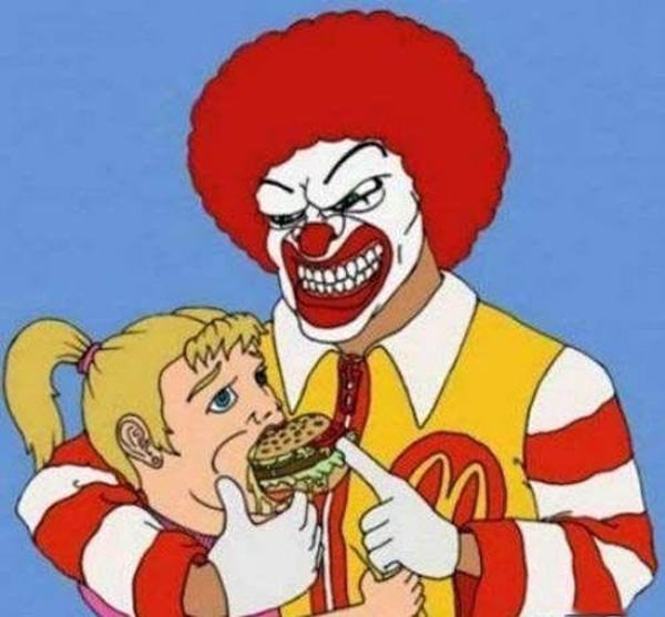 Малоизвестные факты о работе Макдональдса