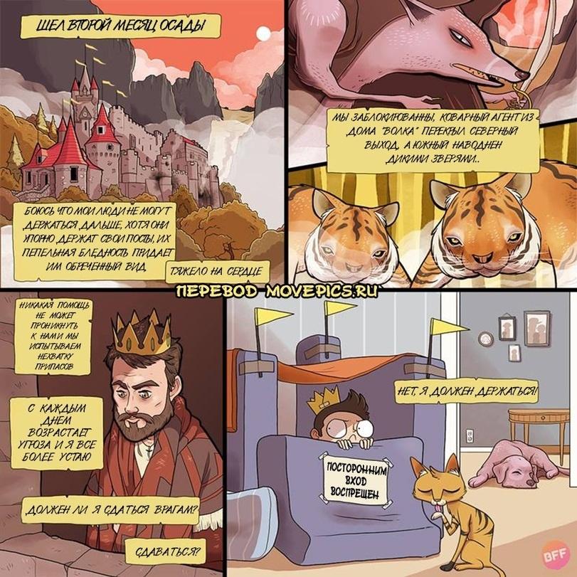 Подборка забавных комиксов 02.05.2015 (17 картинок)