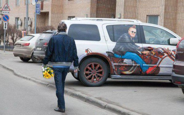 Автоприколы 04.05.2015 (23 картинки)