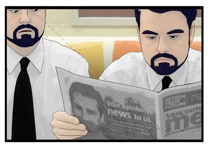 Подборка забавных комиксов 04.05.2015 (27 картинок)