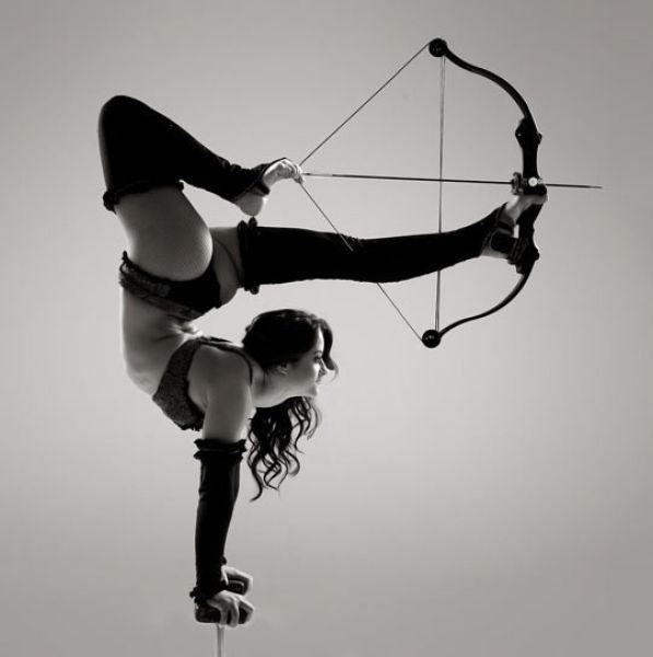 Талантливые женщины (34 фото и 6 гифок)