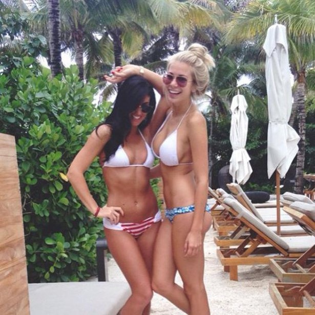 Девушки в бикини 04.05.2015 (34 фото)