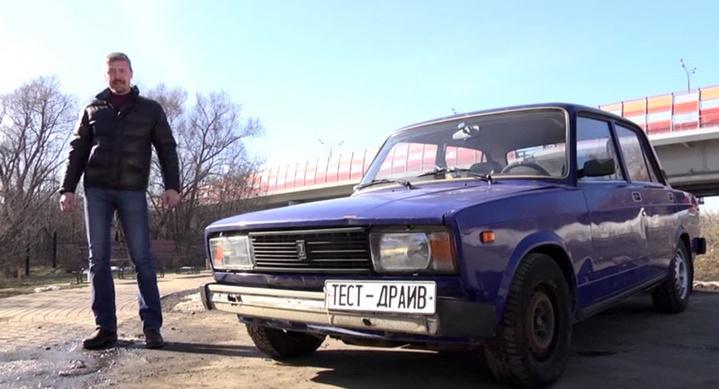 Необычная машина, созданная для КГБ