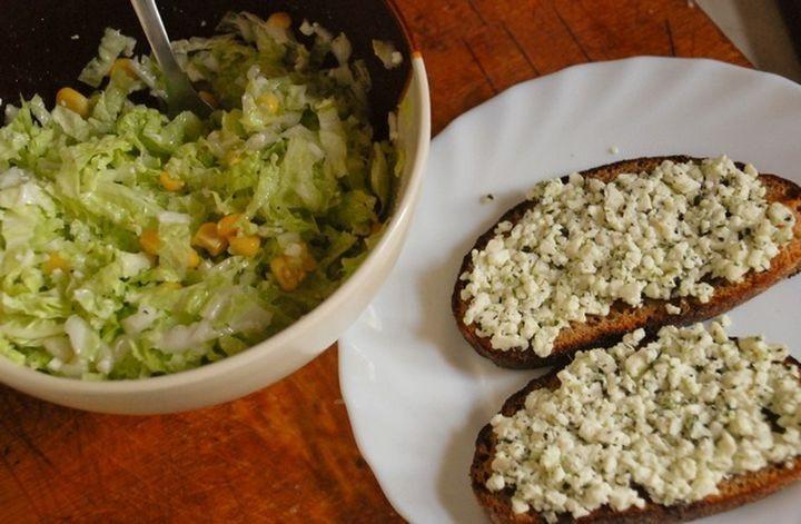 Быстрые и вкусные рецепты перекуса (6 фото)